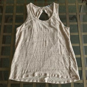Athleta Tank Top W/ Cutout
